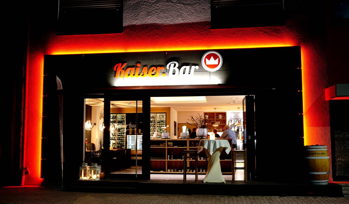 Kaiser.Bar in Bahlingen am Kaiserstuhl